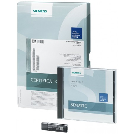 Siemens 6AV2103-0HA03-0AA5 SIMATIC WINCC PROFESSIONAL 4096 POWERTAGS V13 SP1 SOFTWARE DE INGENIERIA EN EL TIA PORTAL