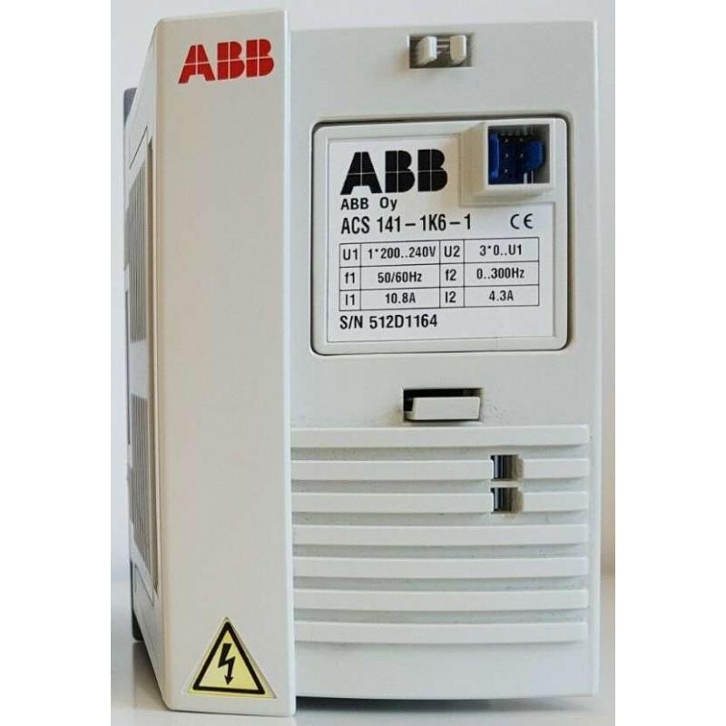 ABB ACS141-1K6-1 Machinery...