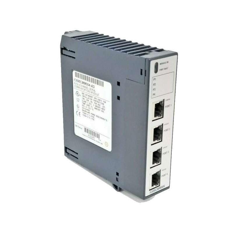 IC695CMM004 GE FANUC COMMUNICATIONS MODULE