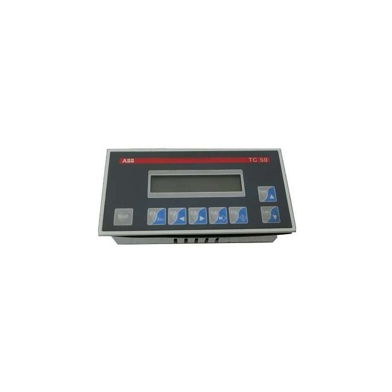 TC50 ABB - Control Panel...